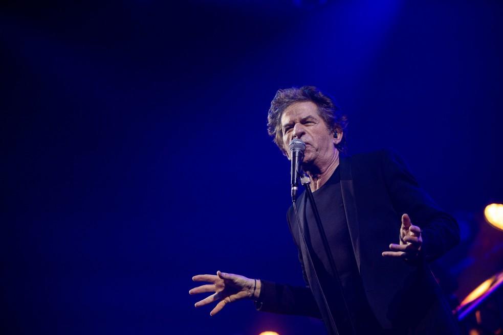 Hubert-Félix Thiéfaine, Besançon 2015