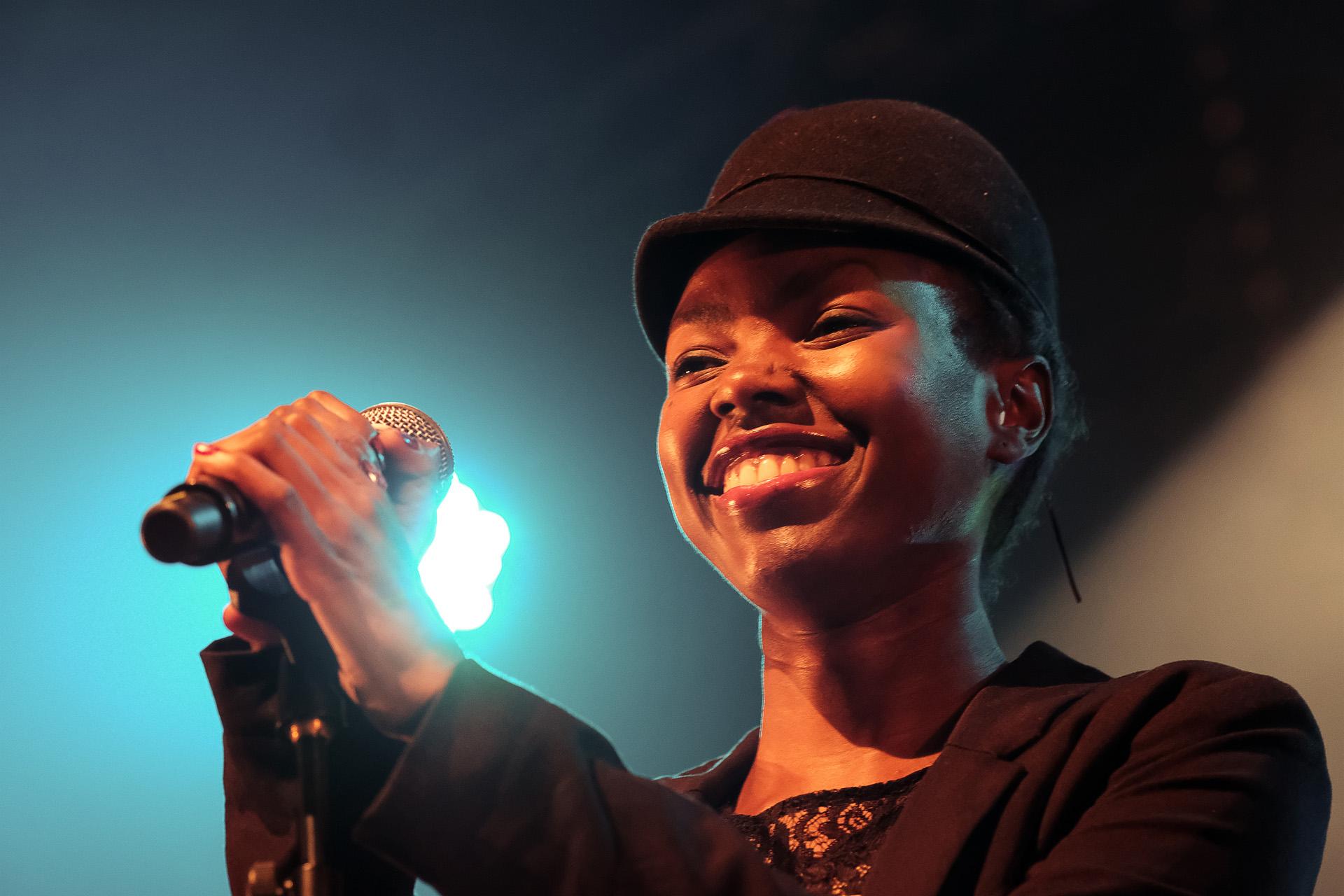 Tina Mwemi & Namaste